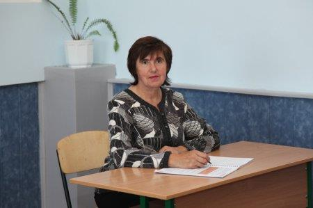 Кафедра української мови та літератури