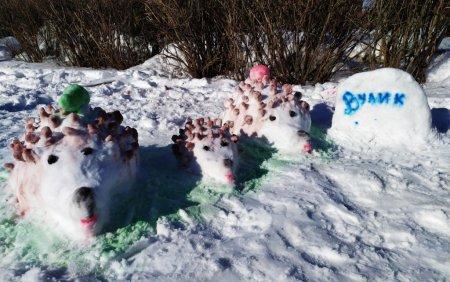 Фестиваль снігу