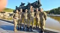 "Перший день Всеукраїнської військово-патріотичної гри ""Вояцький дух"""