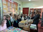Знайомство зі шкільною бібліотекою